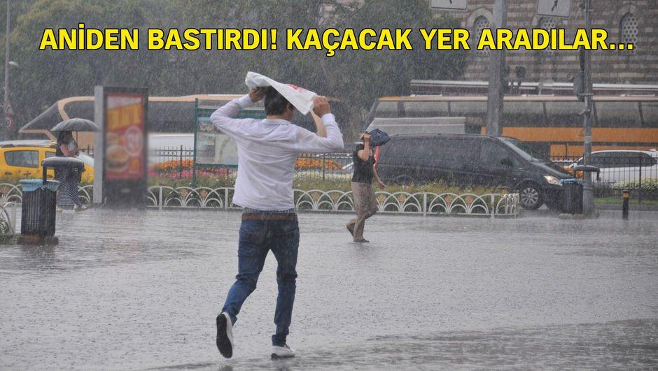 Meteoroloji uyarmaya devam ediyor!