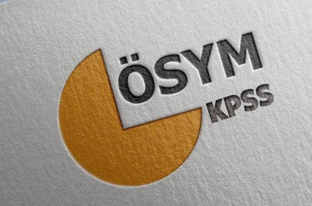 KPSS Lisans Sınavları ne zaman?