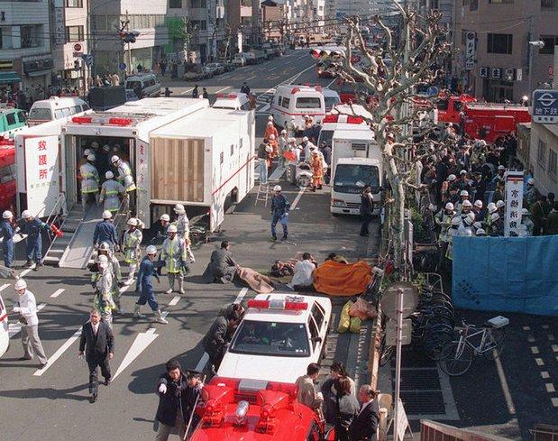 Tokyo metrosuna saldırmışlardı! Tarikat üyelerine toplu idam