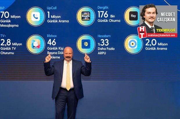 Turkcell ikinci çeyrek sonuçlarını açıkladı