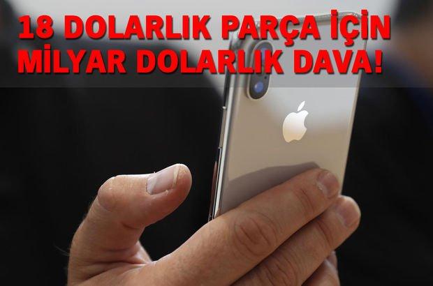 Apple, Qualcomm, ıntel modem iphone