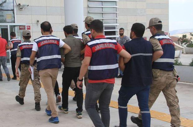 Son dakika: Kahramanmaraş'ta PKK operasyonu: 3 kişi tutuklandı