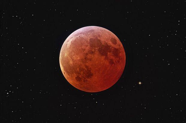 Kanlı ay tutulması ne zaman, saat kaçta gerçekleşecek?