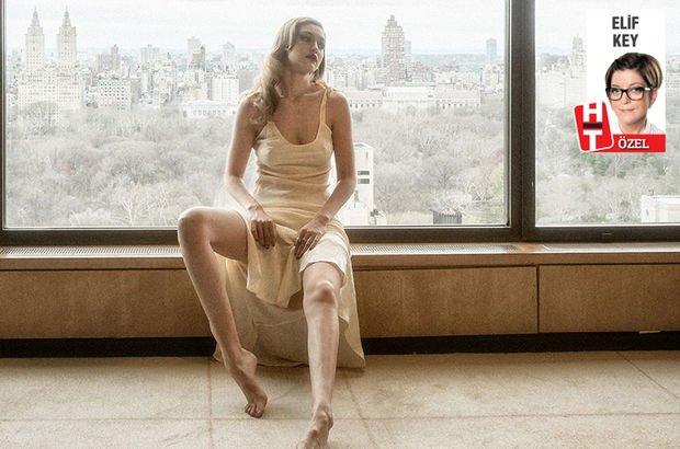 Gigi Hadid Habertürk'e anlattı: 18 yaşımdan beri faturalarımı kendim ödüyorum
