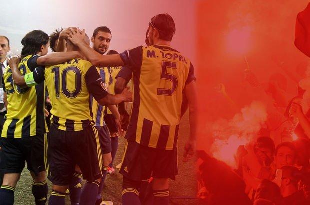 Sıradan bir maç olarak başladı, Fenerbahçe'nin tarihine geçti!