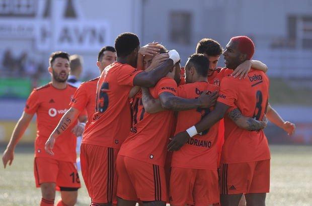 B36 Torshavn Beşiktaş maçı sonucu ve ÖZETİ - Beşiktaş, UEFA Avrupa Ligi 2. ön elemesinde zorlanmadı