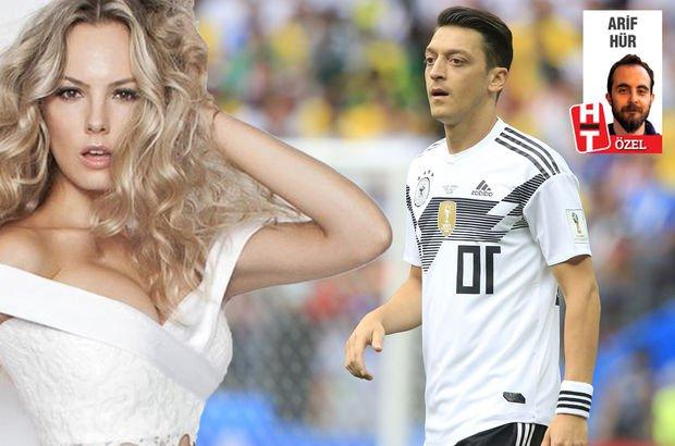 Şebnem Schaefer Mesut Özil Almanya