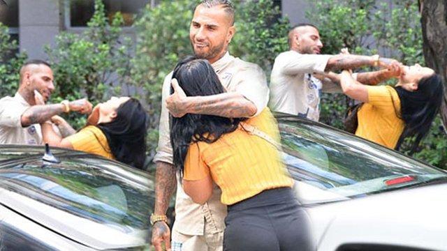 Ricardo Quaresma eşi Daphney ile Nişantaşı'nda görüntülendi - Magazin haberleri
