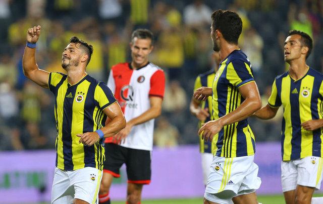 2019 model Fenerbahçe! İşte Cocu'nun 11'i