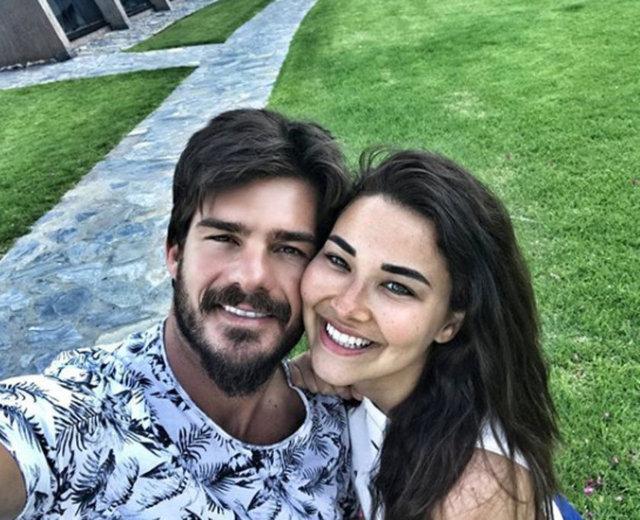 Gizem Hatipoğlu ve Hakan Hatipoğlu'nun romantik kutlaması - Magazin haberleri