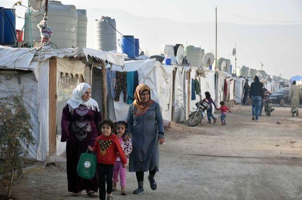 """Moskova """"Suriyelilerin ülkelerine dönüş"""" planını Lübnan'a sundu"""