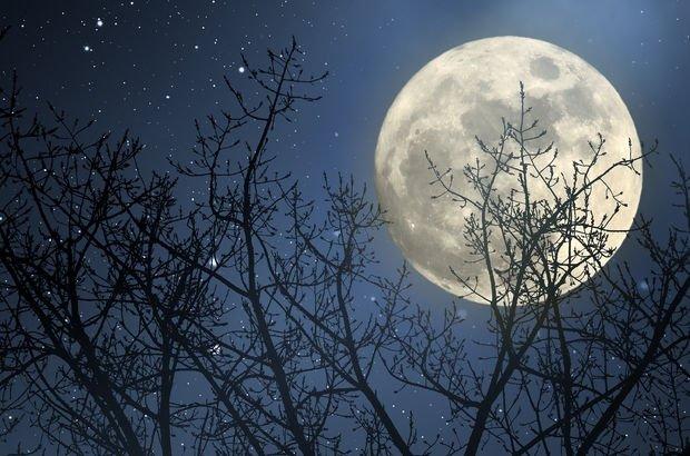 Kanlı Ay tutulması öncesi Ay'la ilgili her şey