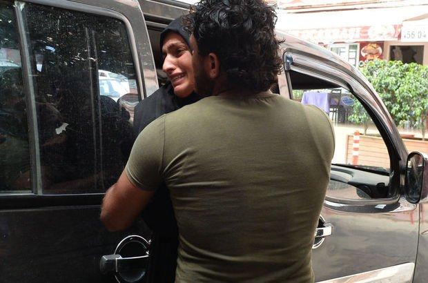 Boğulan Suriyeli kuzenlerin cenazeleri, hafif ticari araçla taşındı
