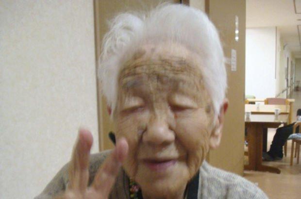 Dünyanın en yaşlı insanı olmuştu...