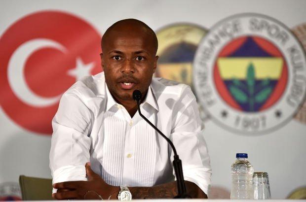 Fenerbahçe'nin yeni transferi Andre Ayew imza attı! İşte ilk sözleri!