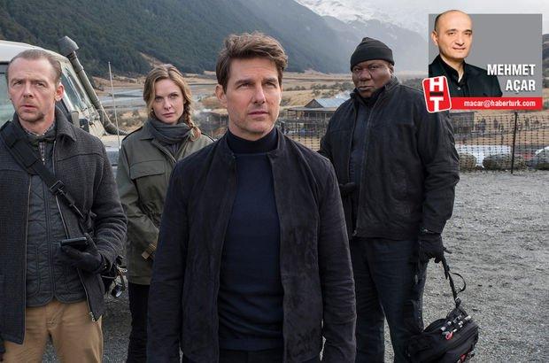 Mission: Impossible – Yansımalar serinin en iyi filmlerinden biri