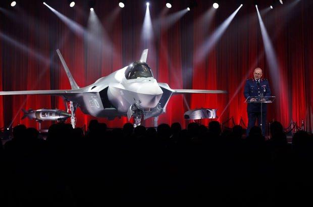 F-35 kozu ABD için mi Türkiye için mi?