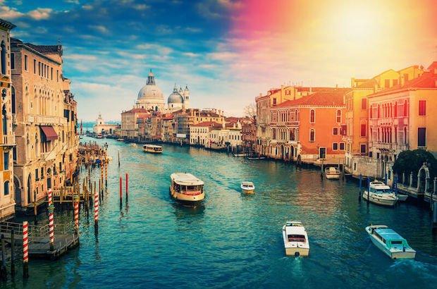 Venedik gezi rehberi: Sevgiliyle tatil listesinin gözdesi Venedik gezilecek yerler...