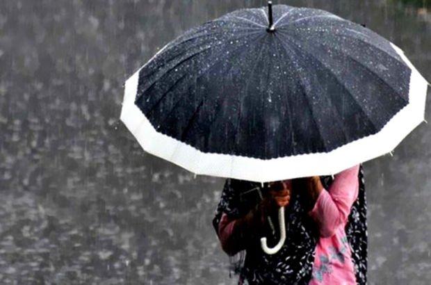 Meteoroloji saat verdi! İstanbul'a yağmur geliyor! Son Dakika İstanbul Hava Durumu