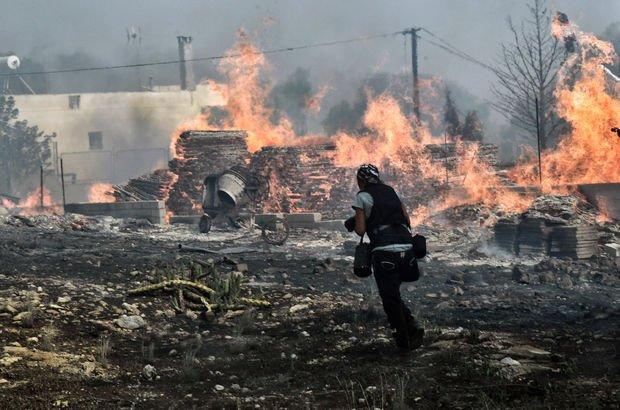Çipras yangın trajedisinin siyasi sorumluluğunu üstlendi