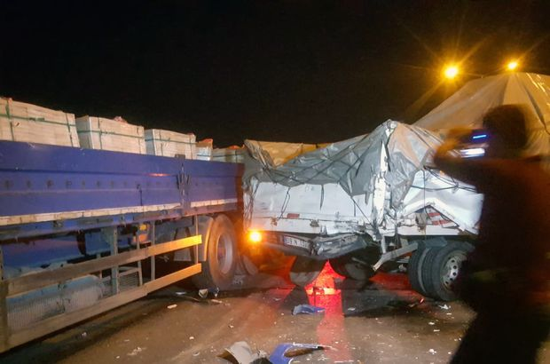 Aydın'da zincirleme kaza! Ortalık savaş alanına döndü