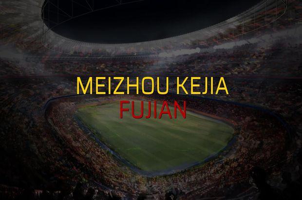 Meizhou Kejia - Fujian sahaya çıkıyor