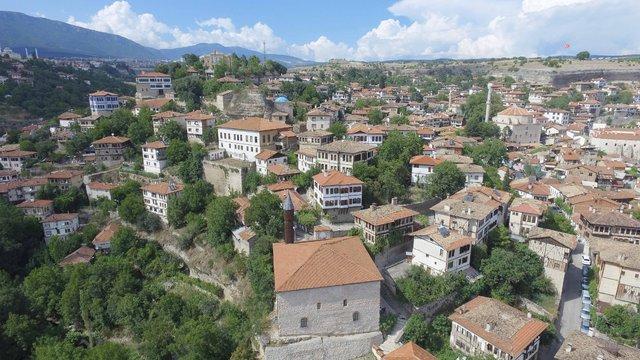 """UNESCO'da kent ölçeğindeki tek mirasımız: """"Safranbolu"""""""