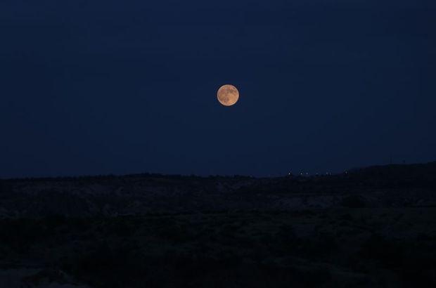 Ay tutulması: Ay tutulması nasıl olur - Kanlı Ay tutulması nedir? İşte cevabı...