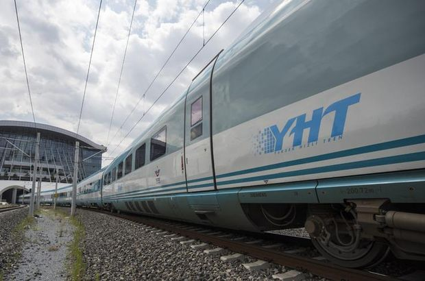 Ankara-İstanbul YHT hattı tren trafiğine kapatıldı