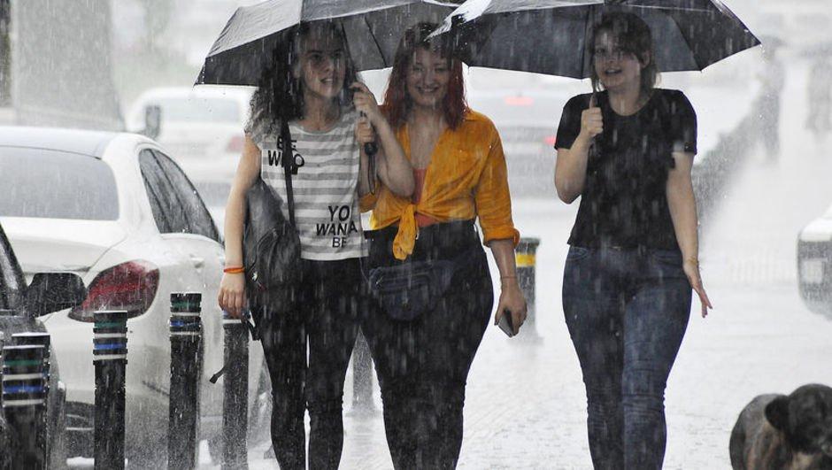 İstanbullular dikkat! Meteoroloji yine uyardı