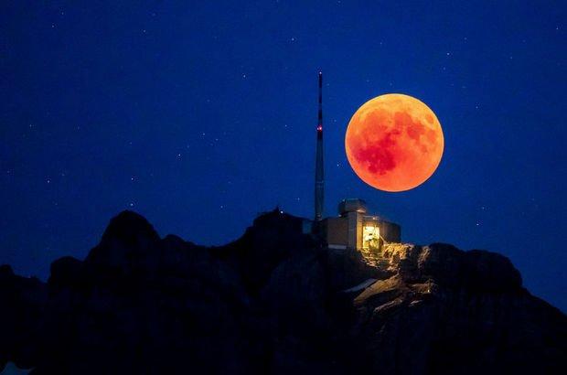 Kanlı Ay Tutulması kıyamet alameti mi?