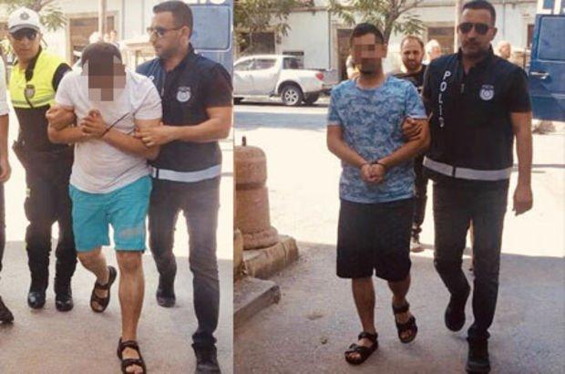 Kıbrıs üzerinden kaçacaklardı! Son anda yakalandılar