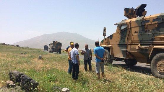Iğdır'da İl Özel İdaresi ekibine terör saldırısı! 1 işçi hayatını kaybetti