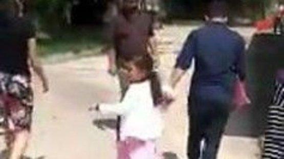 Zonguldak'ta akılalmaz olay! Annesine gitmek istemeyen çocuğu icra memurları aldı
