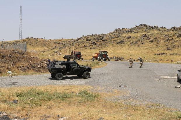 Iğdır'da İl Özel İdaresi ekibine teröristler saldırdı