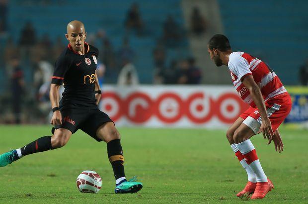 Club Africain - Galatasaray hazırlık maçı sonucu!