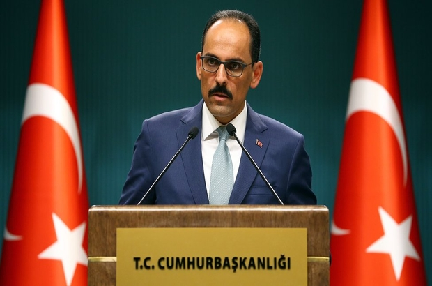 Kalın: ABD-Türkiye ilişkisini kurtarmak hâlâ mümkün