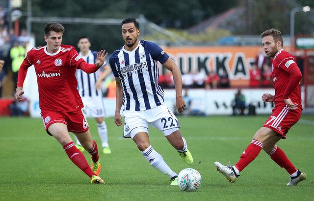 Beşiktaş, Nacer Chadli transferini bitiriyor
