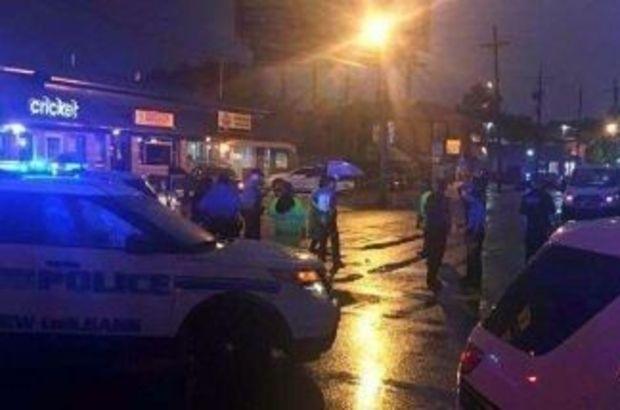 ABD silahlı saldırı Louisiana    New Orleans