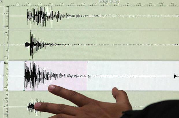 Endonezya deprem son dakika