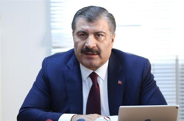 Sağlık Bakanı Fahrettin Koca'dan 'yıpranma payı' açıklaması