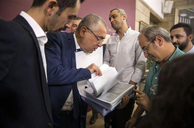 Son dakika: CHP'de imza süreci tamamlanıyor