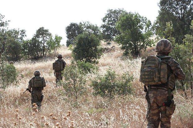 Diyarbakır ve Şırnak'ta 4 terörist etkisiz hale getirildi