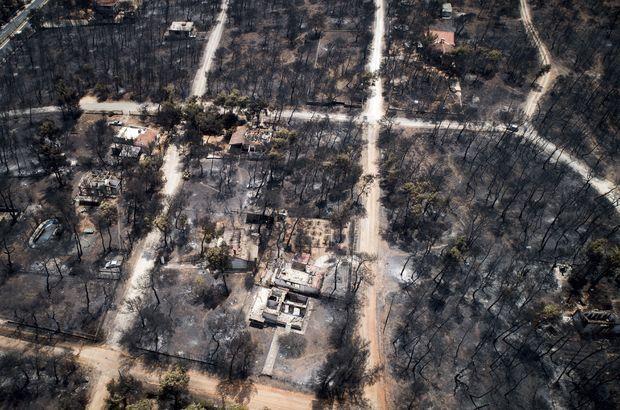 Yunan basını: 8 darbeci asker yangından kurtarıldı!