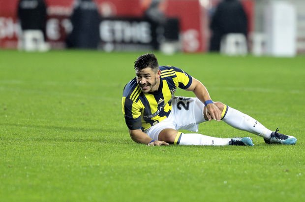 Giuliano, Fenerbahçe'de 4-3-3'ün kurbanı oldu