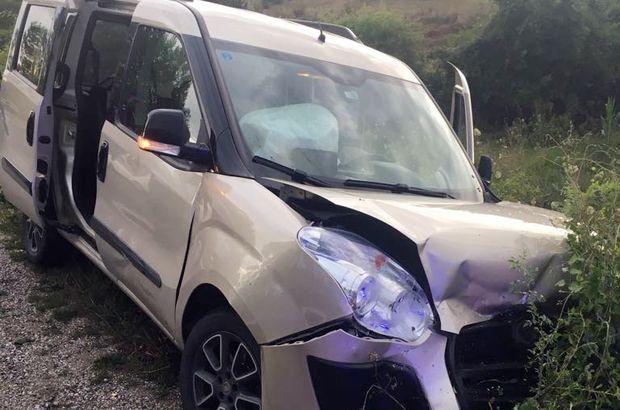 Kastamonu'da trafik kazası: çok sayıda yaralı var