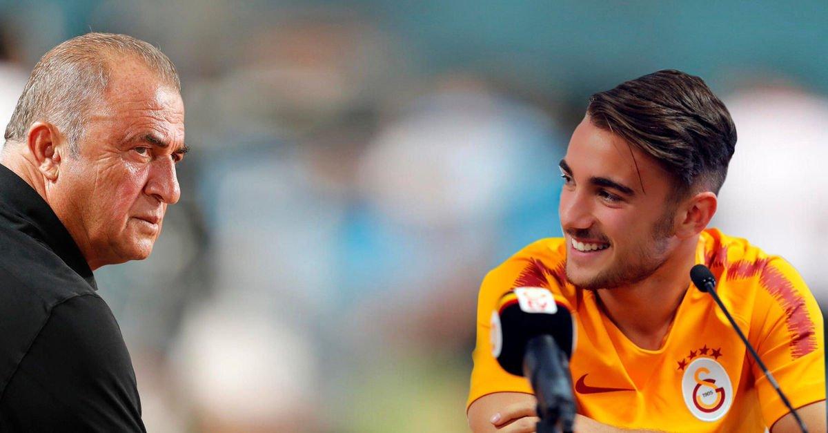 Galatasaraylı Yunus Akgün, Club Africain maçındaki performansıyla gündeme oturdu 35