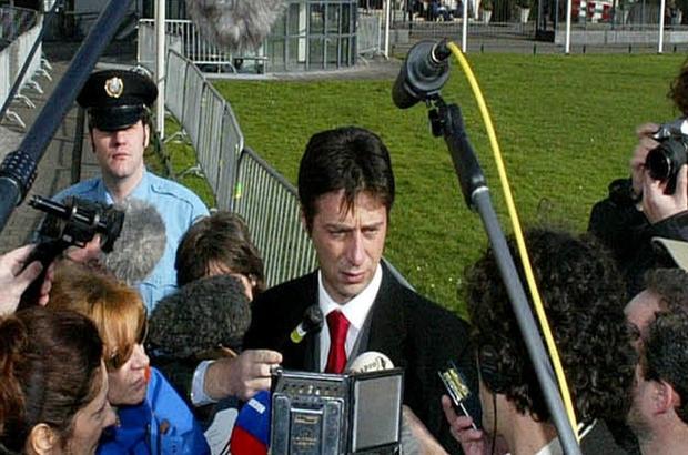 Slobodan Milosevic'in avukatı öldürüldü