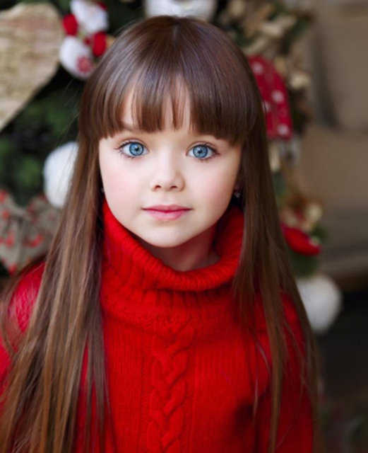 Dünyanın yeni en güzel çocuğu: Nijeryalı Jare