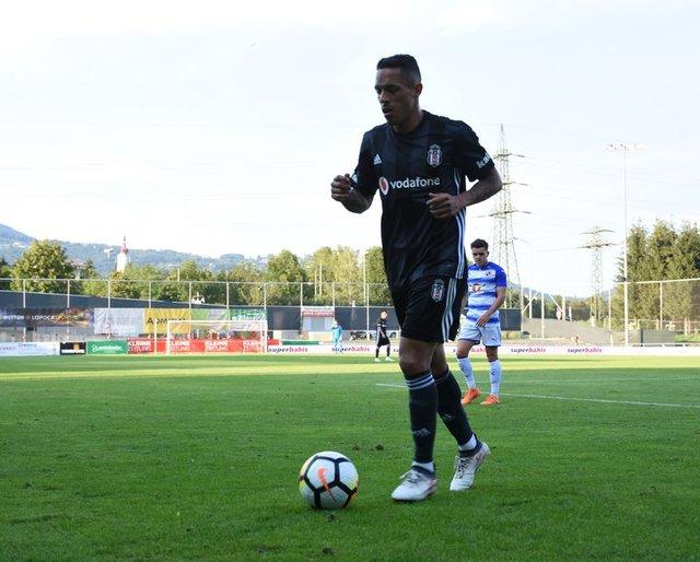 Beşiktaş'tan son dakika transfer haberleri (30 Temmuz 2018)